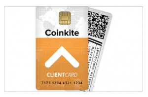 Coinkite and Virtex trial bitcoin debit cards and POS terminals