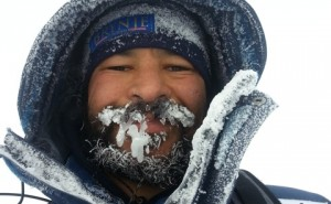 Adventurer to make first ever bitcoin transaction from the South Pole