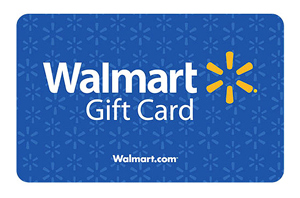 Walmart-gift-card-300 added to Gyft